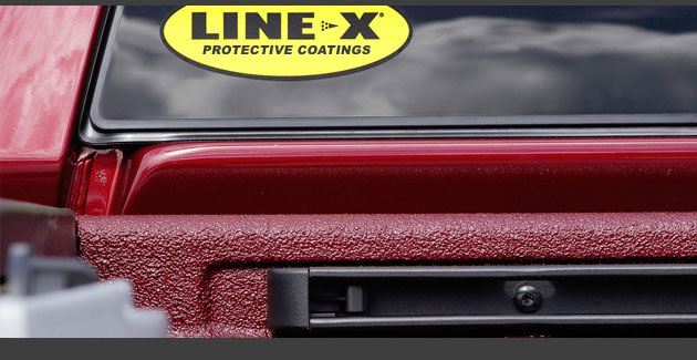 Line X Spray On Bedliners Kersey Pa Dinsmore Welding Fabrication